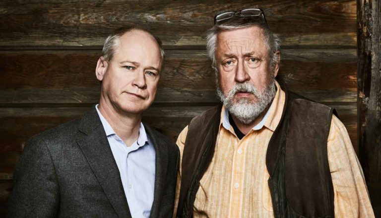 YELLOW BIRD PRODUCES A NEW CRIME SERIES FROM LEIF GW PERSSON