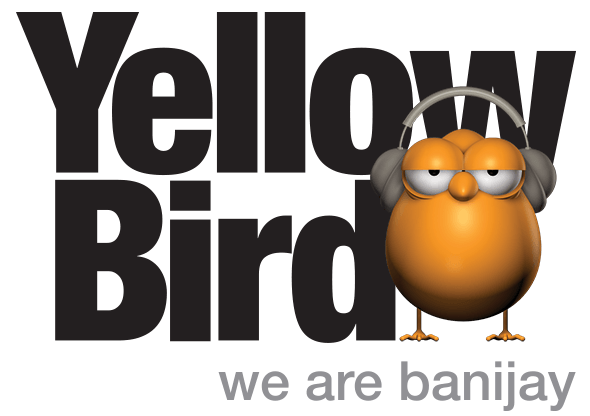 Yellow Bird Entertainment AB - Logotype