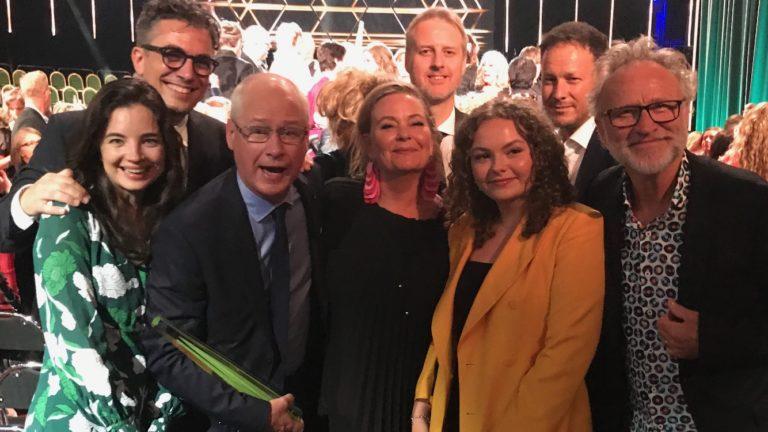 Robert Gustafsson Bästa Manliga Skådespelare